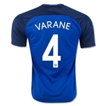 France 2016 VARANE Home Soccer Jersey