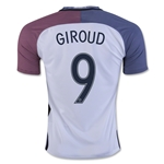 France 2016 GIROUD Away Soccer Jersey