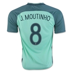 Portugal 2016 J. MOUTINHO Away Soccer Jersey