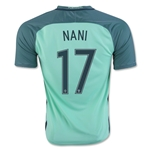 Portugal 2016 NANI Away Soccer Jersey