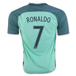 Portugal 2016 RONALDO Away Soccer Jersey