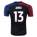 USA 2016 JONES Away Soccer Jersey