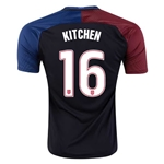 USA 2016 KITCHEN Away Soccer Jersey