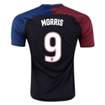 USA 2016 MORRIS Away Soccer Jersey