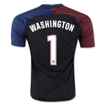 USA 2016 WASHINGTON Away Soccer Jersey