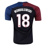 USA 2016 WONDOLOWSKI Away Soccer Jersey