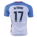 USA 2016 ALTIDORE Home Soccer Jersey