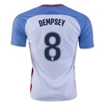 USA 2016 DEMPSEY Home Soccer Jersey
