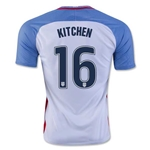 USA 2016 KITCHEN Home Soccer Jersey