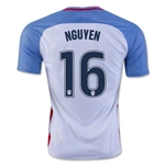 USA 2016 NGUYEN Home Soccer Jersey