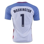 USA 2016 WASHINGTON Home Soccer Jersey