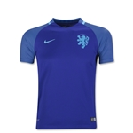 Netherlands 2016 Youth Away Soccer Jersey