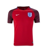 England 2016 Youth Away Soccer Jersey