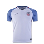 USA 2016 Youth Home Soccer Jersey