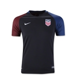 USA 2016 Youth Away Soccer Jersey