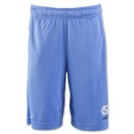 Nike University of North Carolina Youth FLY Lacrosse Shorts