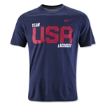 Nike Team USA Youth Dri-FIT Legend T-Shirt (Navy)