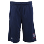 Nike USA Youth Fly Lacrosse Shorts (Navy)