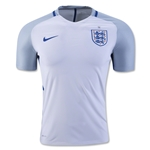 England 2016 Authentic Home Soccer Jersey
