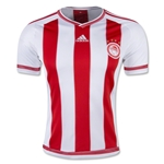 Olympiacos 15/16 Home Soccer Jersey