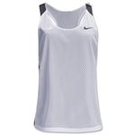Nike Stock Women's Mesh Reversible Tank (Black)