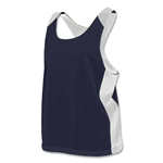 Nike Stock Women's Mesh Reversible Tank (Navy)