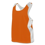 Nike Stock Women's Mesh Reversible Tank (Orange)