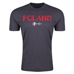 Poland UEFA Euro 2016 Country T-Shirt