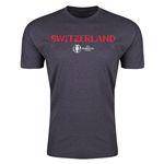 Switzerland UEFA Euro 2016 Country T-Shirt