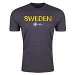 Sweden UEFA Euro 2016 Country T-Shirt