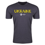 Ukraine UEFA Euro 2016 Country T-Shirt