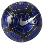 Nike CR7 Prestige Ball (Deep Royal/Black/Silver)