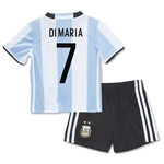 Argentina 2016 DI MARIA Home Mini Kit
