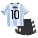 Argentina 2016 MESSI Home Mini Kit
