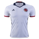 Colombia 2016 Authentic Home Soccer Jersey