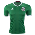 Mexico 2016 Authentic Home Soccer Jersey