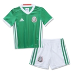 Mexico 2016 Home Mini Kit