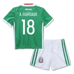 Mexico 2016 A. GUARDADO Home Mini Kit
