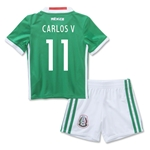 Mexico 2016 CARLOS V Home Mini Kit