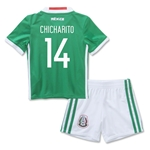 Mexico 2016 CHICHARITO Home Mini Kit