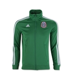 Mexico Youth 3 Stripe Track Top