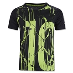adidas Messi Youth Icon T-Shirt (Black)