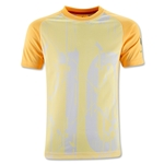 adidas Messi Youth Icon T-Shirt (Gold)