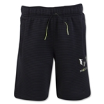 adidas Messi Youth Knit Short (Black)