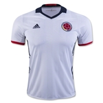 Colombia 2016 Home Soccer Jersey