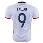 Colombia 2016 FALCAO Home Soccer Jersey