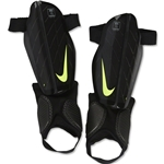 Nike Youth Protegga Flex Shinguard (Black/Black/Volt)