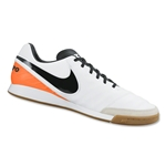 Nike Tiempo Mystic V IC (White/Total Orange)