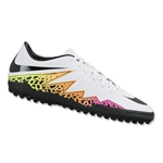 Nike Hypervenom Phelon II TF (White/Total Orange)