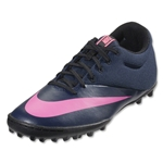 Nike Mercurial X Pro TF (Midnight Navy/Pink Blast)